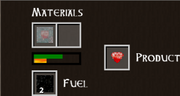 Total Miner cooked ruby gem stones
