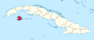 Isla de la Juventud location