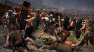Teutoburg Forest Battle 1