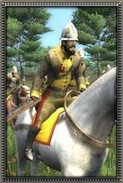 Spanish Dragoons (New Spain)