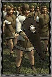 Sicilian Sergeant Spearmen