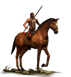 Native American Lancers