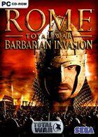 Rome Total War: Barbarian Invasion