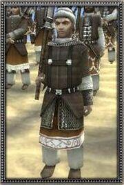 Moorish Hand Gunners