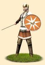 Dacian Chosen Swordsmen