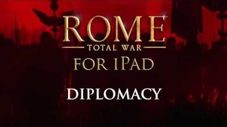 ROME Total War™ for iPad – How to triumph (Diplomacy)