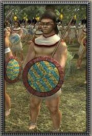 Aztec Spearmen (old)