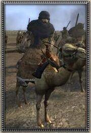 Moorish Camel Gunners