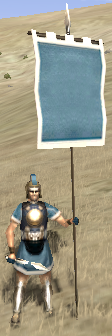 Numidian Flag Bearer