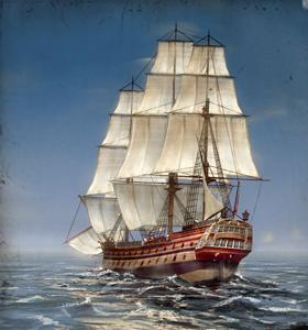 64-gun Ship-of-the-Line NTW