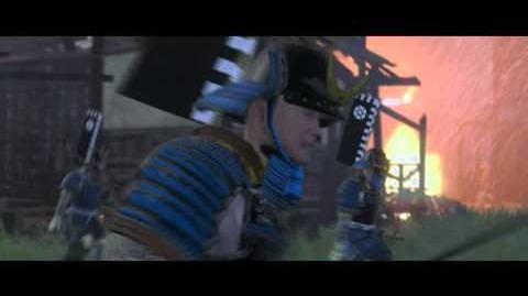 Shogun 2 Total War Chosokabe Death