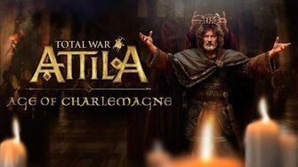 Total War ATTILA - Age of Charlemagne - In-Engine Cinematic