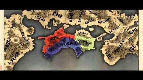 Shogun 2 Total War Chosokabe Intro