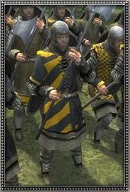 Saxon Earl's Huscarls