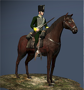 Chasseurs a Cheval Italy NTW