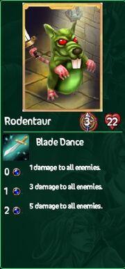Rodentaur