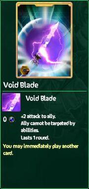 Void Blade