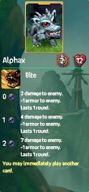 Alphax