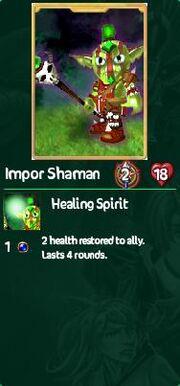 Impor shaman