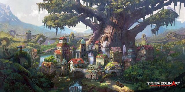 File:Elf city commission by gamefan84-d4q09pe.jpg