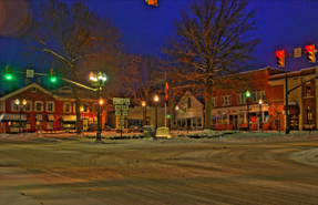 WC town square (Lisbon , Ohio)
