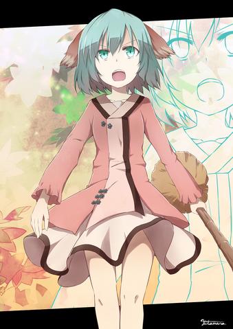 File:Touhou - Kyouko48.png