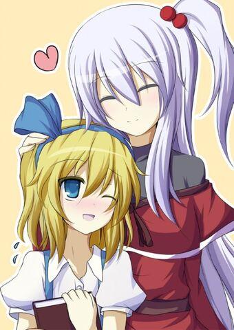 File:Touhou - Shinki & Alice3.jpg