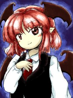 小悪魔(こあくま)<br /><p>Koakuma</p>