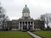 Imperial War Museum Front