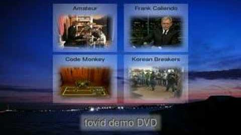 Tovid demo