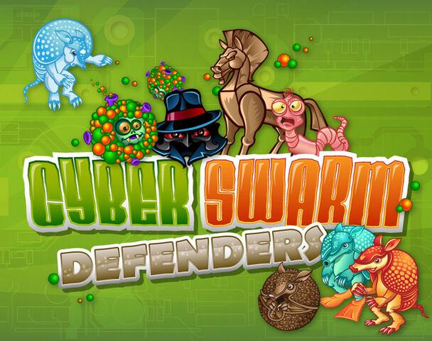 File:Cyber Swarm Defenders Logo.jpg
