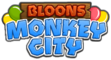 Bloons Monkey City Logo