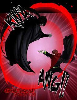 Hayeol Style - Crimson Soul Fist (Crimson Bell Shock Seal) (Novick)