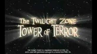 Twilight Zone Tower of Terror - Trailer Disneyland Hollywood