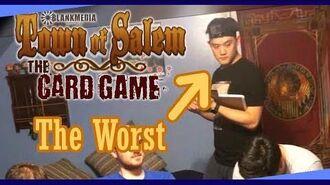 Town of Salem Card Game Gameplay - Rookie Moderator