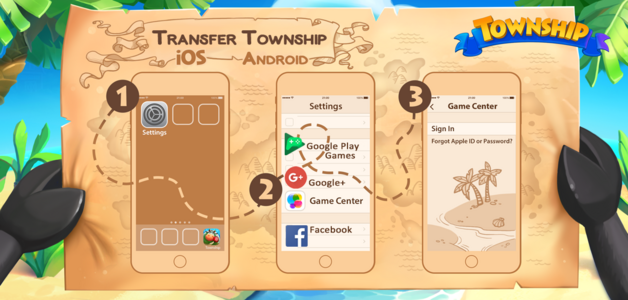 Transfer Township Game