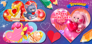 Township Valentine's Day Cards