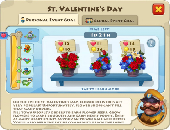 Valentine's Day 2015 Event