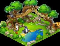 Raccoon Enclosure