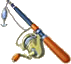 Spinning Rod Icon