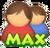 Max population