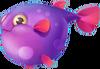 Purple Fugu