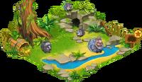 Porcupine Enclosure