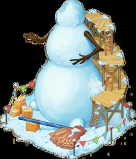 Snowman Level 5