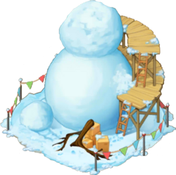 Snowman Level 4