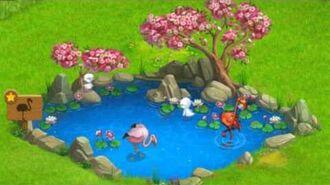 Township Zoo - Flamingo-family
