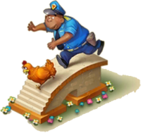 The First Policeman