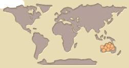 Kangaroo map