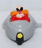 Sonic 3 Dr. Robotnik Happy Meal toy