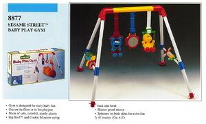 Sesame Street Baby Gym